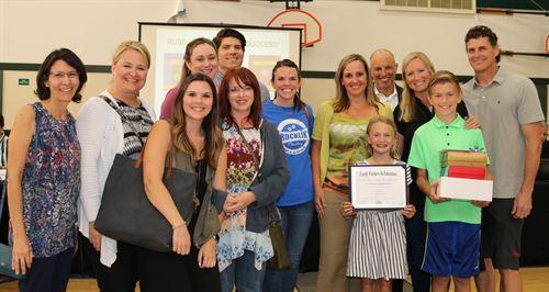 dab380951e55 Amanda Makis Principal of Rocklin Elem and Family Partners in Education